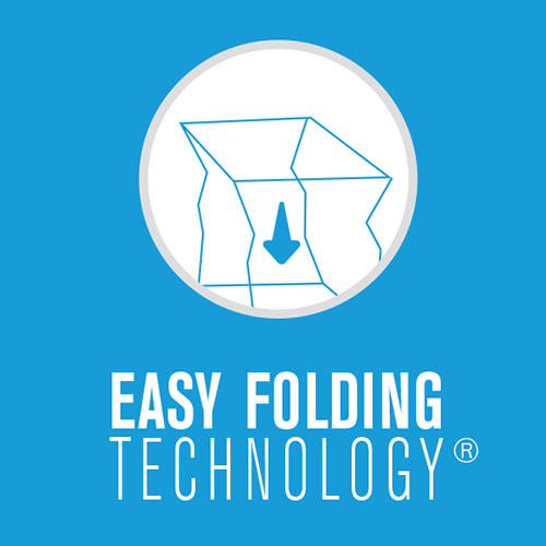 Easy folding technology