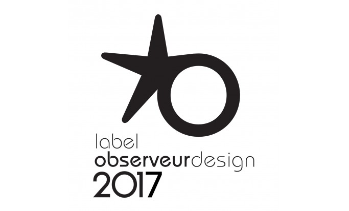 Label Observeur du Design pour Softcase